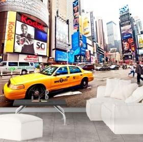 Wall murals New York city