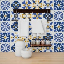 Decorative wall tiles stickers
