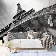 Vinyl wall murals Paris Eiffel Tower