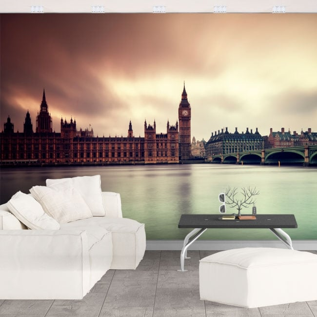 Wall murals Big Ben England