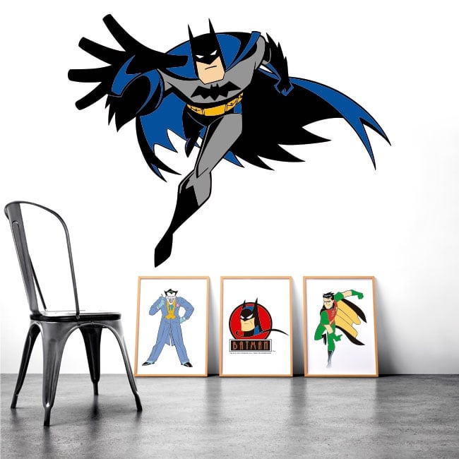 Decorative vinyl walls batman