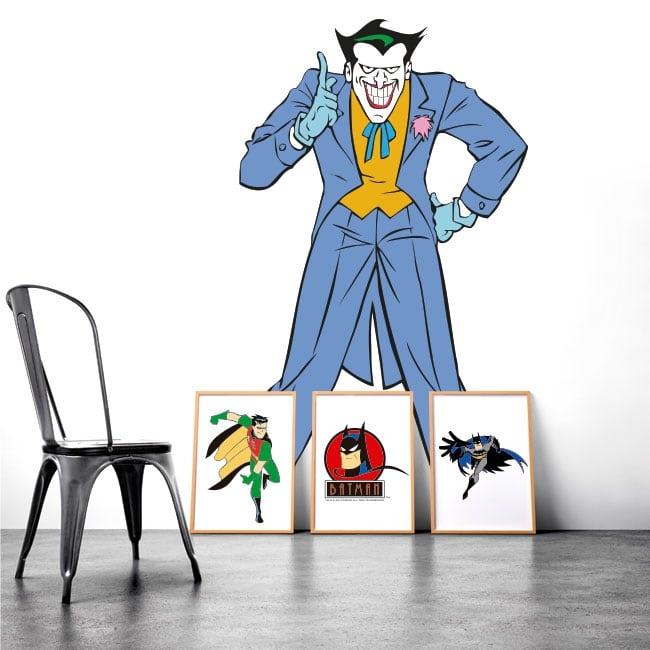 Vinyl walls joker