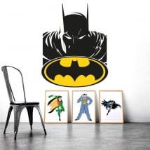 Stickers for walls batman