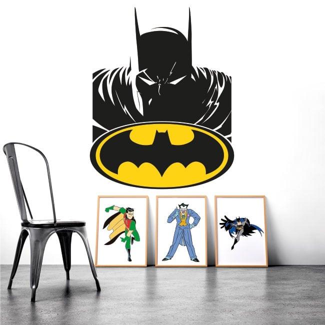 Stickers for walls batman