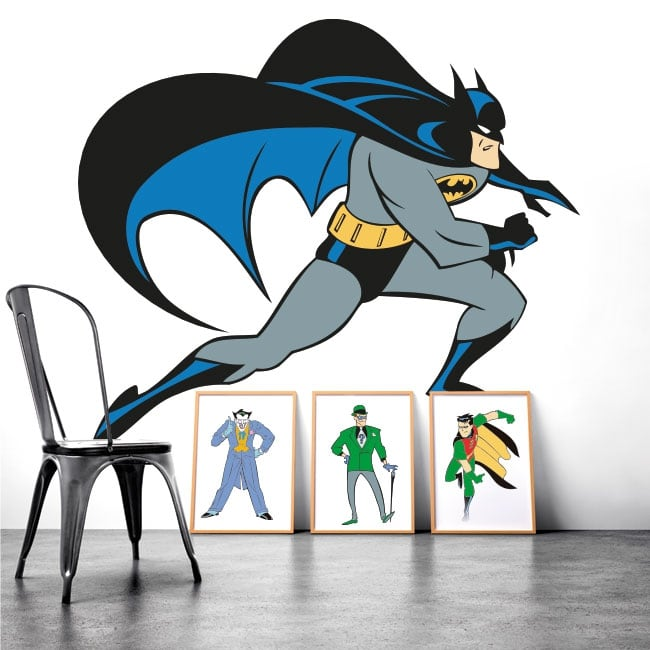 Vinyl and stickers wall batman