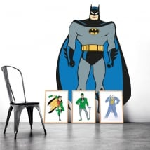 Wall stickers batman