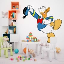 Children's decorative vinyl donald duck