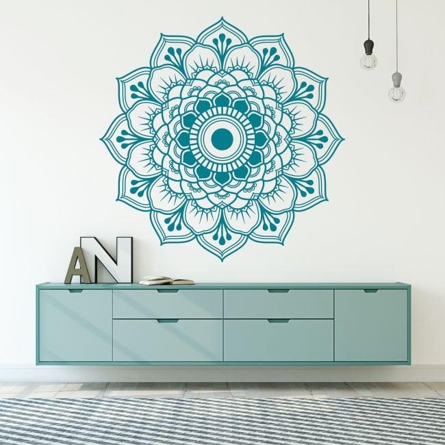Decorative Vinyl Mandala Wall