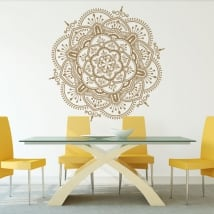 Vinyl decor mandalas