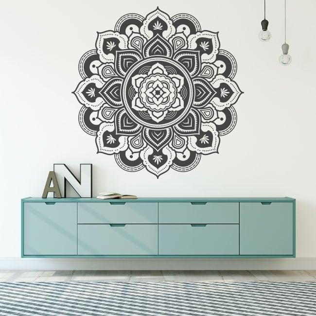 Vinyl mandalas to decorate