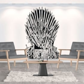Wall mural game of thrones