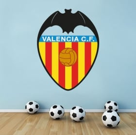 Vinilos valencia soccer club shield