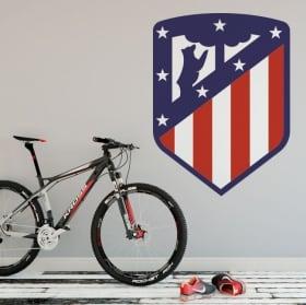Vinyl madrid athletic club shield