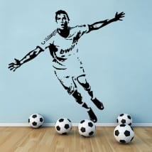 Vinyl football cristiano ronaldo