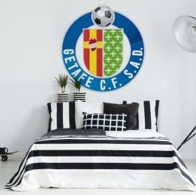 Vinyl shield getafe football club