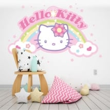 Decorative vinyl hello kitty