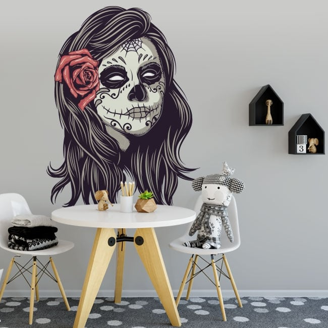 Wall stickers corpse bride