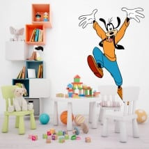 Vinyl and stickers for children goofy