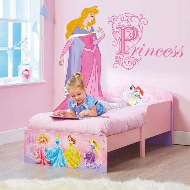 Children's vinyl princess disney