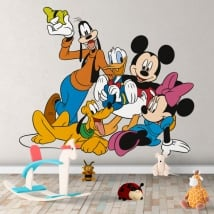 Vinyl children's decoration disney characters