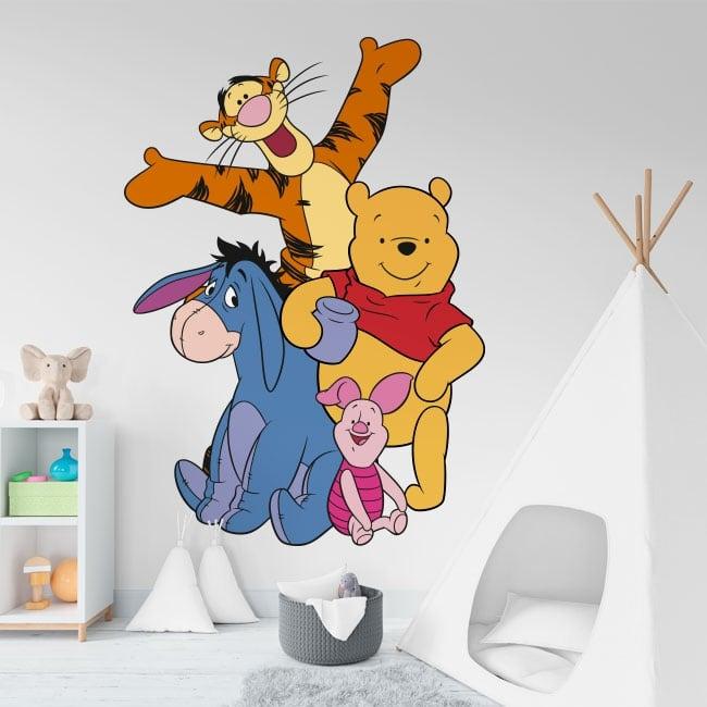 Adhesive vinyl winnie the pooh