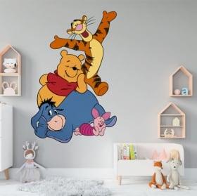 Stickers disney winnie the pooh