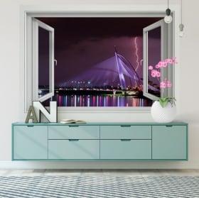Vinyl windows rays malaysia putrajaya city 3d