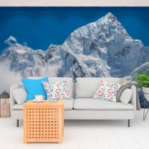 Wall murals vinyl everest mount