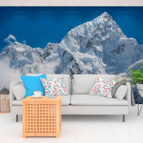 Wall murals vinyl mount everest