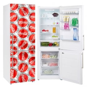 Vinyl to decorate refrigerators confectionery chocolates