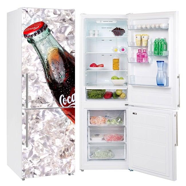 Vinyls for refrigerators coca-cola