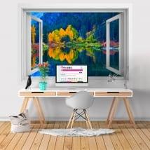 Decorative vinyl washington lake jolanda 3d