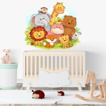 Vinyl for baby children's animals