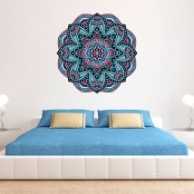 Stickers and vinyls of mandalas