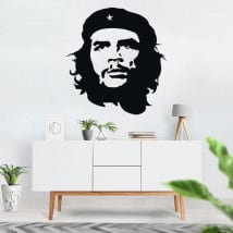 Decorative vinyl and stickers from che guevara