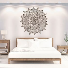 Decorative vinile mandala to decorate
