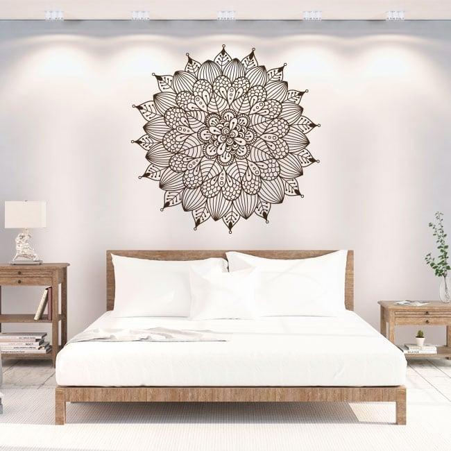 Decorative vinile mandala to decorate