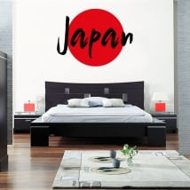 Decorative vinyl and japan stickers