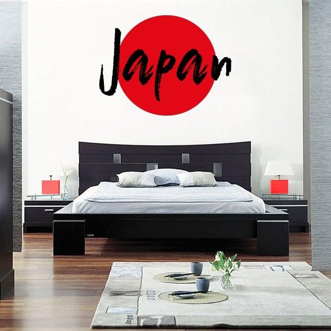 Decorative vinyl and japan stickers