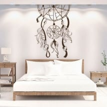 Decorative wall sticker dream catcher