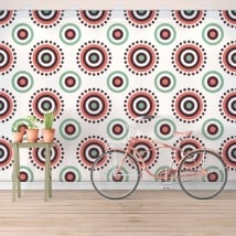 Photo murals vinyls walls ethnic decoration