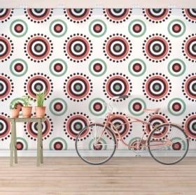 Photo murals vinyls walls ethnic decoration