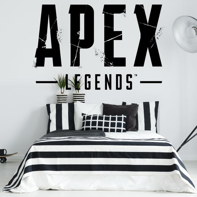 Vinyl stickers apex legends