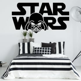 Vinyl and stickers star wars