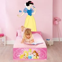 Adhesive vinyl snow white disney