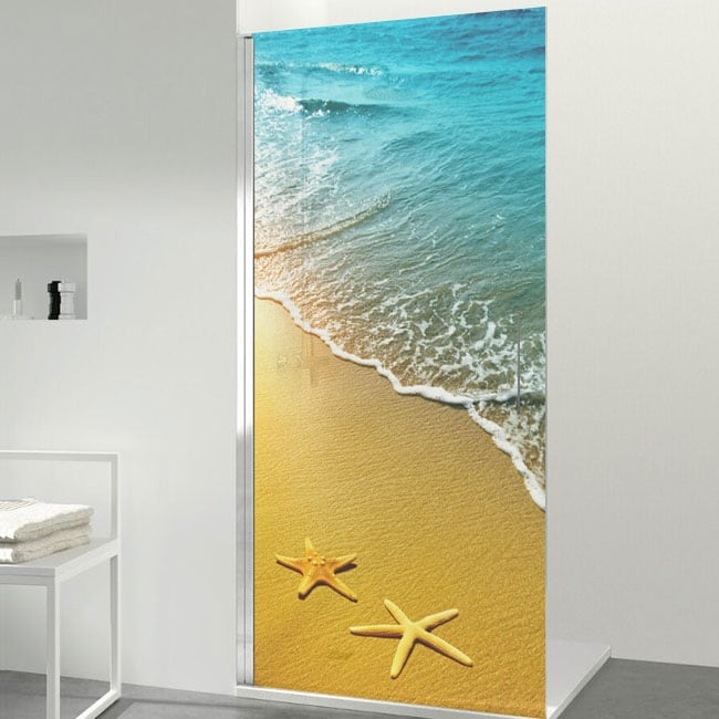 Vinyls screens sea stars