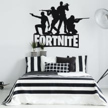 Decorative vinyl fortnite