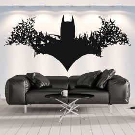 Stickers and adhesives from batman