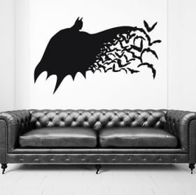 Vinyl walls batman