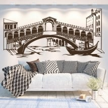 Decorative vinyl and stickers venice italy